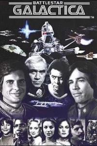 Caratula, cartel, poster o portada de Galáctica: Estrella de combate (Battlestar Galactica)