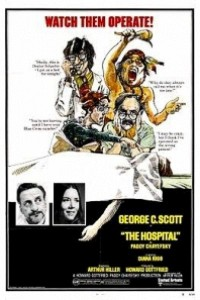 Caratula, cartel, poster o portada de Anatomía de un hospital