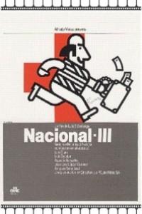 Caratula, cartel, poster o portada de Nacional III