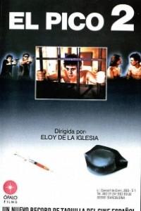 Caratula, cartel, poster o portada de El pico 2