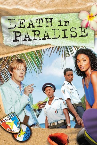 Caratula, cartel, poster o portada de Crimen en el paraíso
