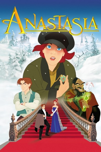 Caratula, cartel, poster o portada de Anastasia