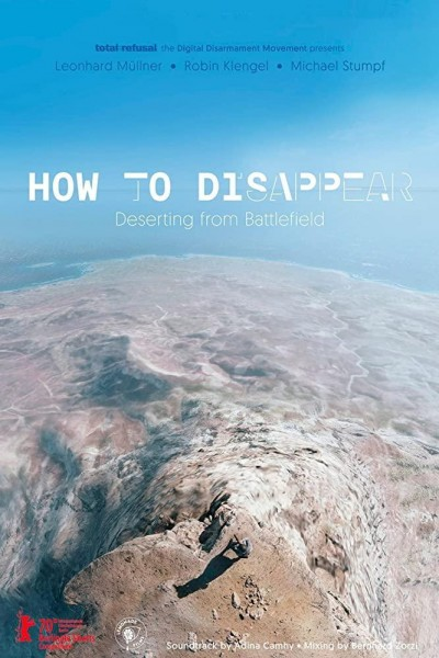Caratula, cartel, poster o portada de How to Disappear - Deserting Battlefield