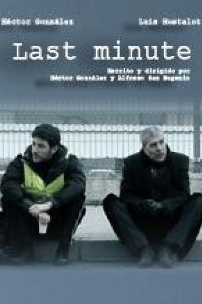 Caratula, cartel, poster o portada de Last Minute