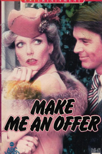 Caratula, cartel, poster o portada de Make Me an Offer