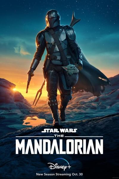 Caratula, cartel, poster o portada de The Mandalorian 2