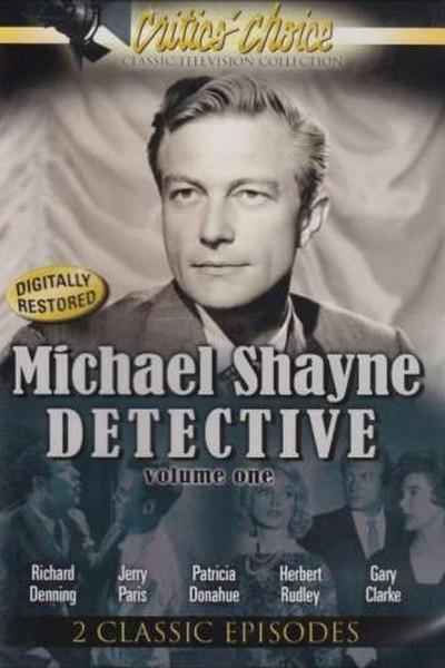 Caratula, cartel, poster o portada de Michael Shayne