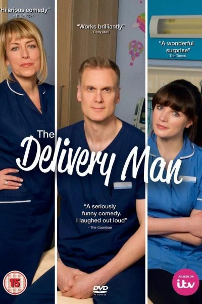 Caratula, cartel, poster o portada de The Delivery Man