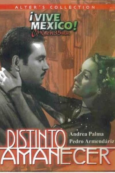 Caratula, cartel, poster o portada de Distinto amanecer