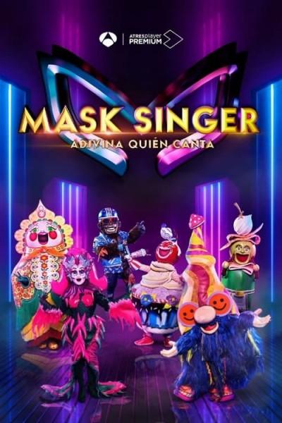 Caratula, cartel, poster o portada de Mask Singer: Adivina quién canta