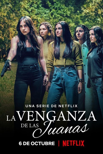 Caratula, cartel, poster o portada de La venganza de las Juanas