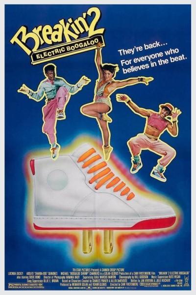 Caratula, cartel, poster o portada de Breakdance 2: Electric Boogaloo