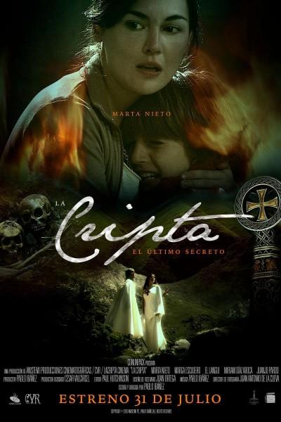 Caratula, cartel, poster o portada de La Cripta, el último secreto