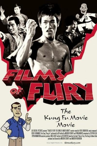Caratula, cartel, poster o portada de Films of Fury: The Kung Fu Movie Movie