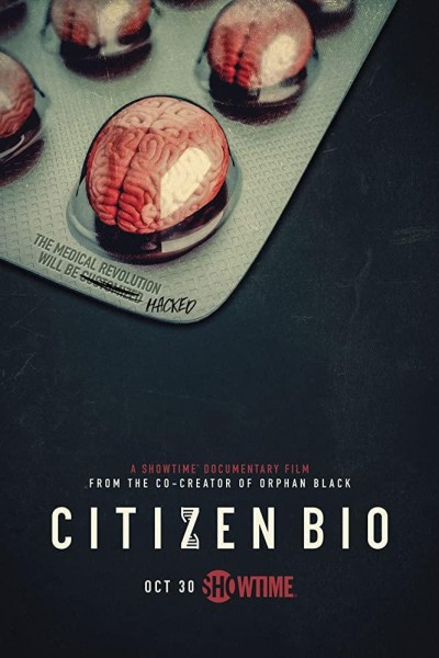 Caratula, cartel, poster o portada de Citizen Bio