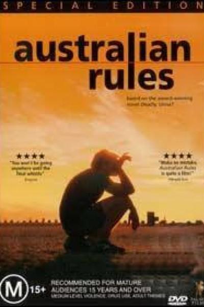 Caratula, cartel, poster o portada de Australian Rules