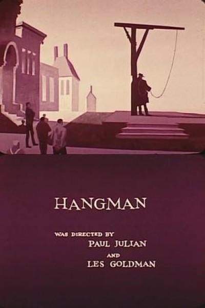 Caratula, cartel, poster o portada de The Hangman