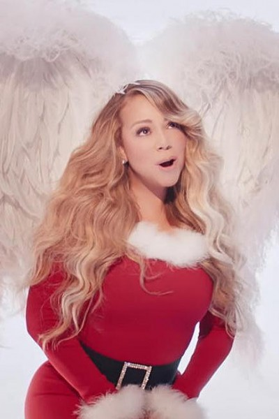 Caratula, cartel, poster o portada de Mariah Carey: All I Want for Christmas Is You (Make My Wish Come True Edition) (Vídeo musical)