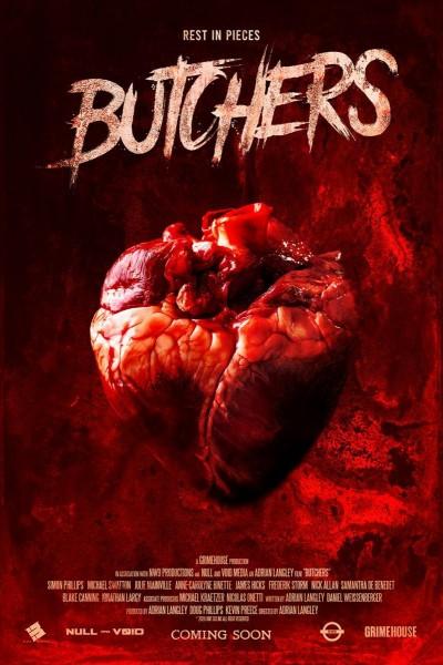 Caratula, cartel, poster o portada de Butchers