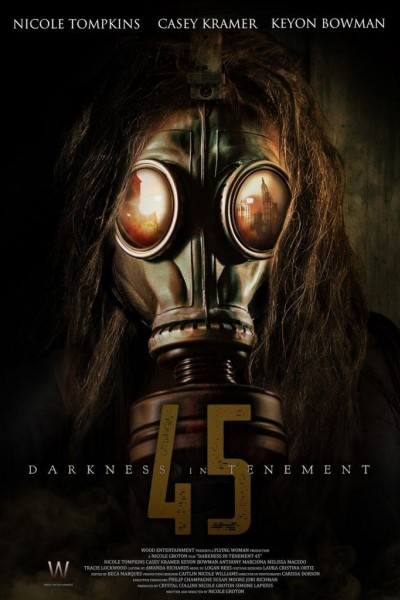 Caratula, cartel, poster o portada de Darkness in Tenement 45