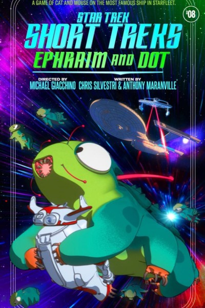 Caratula, cartel, poster o portada de Star Trek: Ephraim and Dot (Ep)