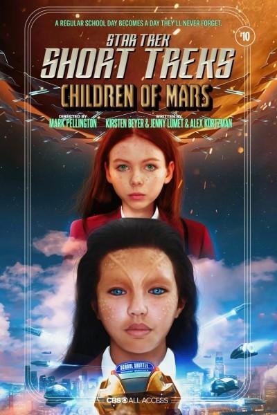Caratula, cartel, poster o portada de Star Trek: Children of Mars (Ep)