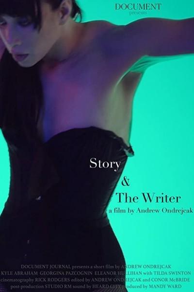 Caratula, cartel, poster o portada de Story and the Writer