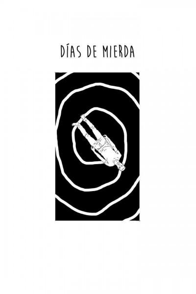 Caratula, cartel, poster o portada de Días de mierda