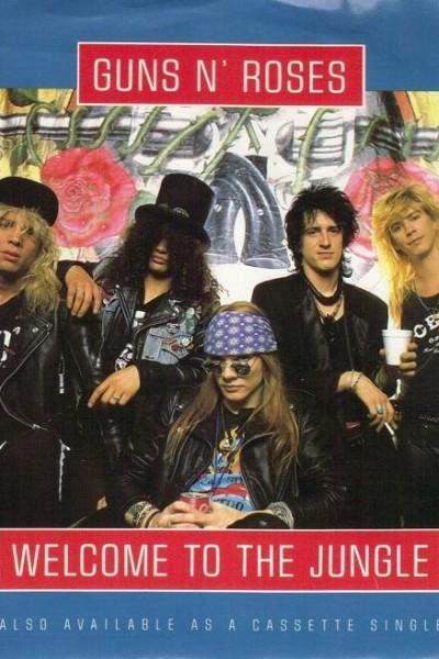 Caratula, cartel, poster o portada de Guns N\' Roses: Welcome to the Jungle (Vídeo musical)