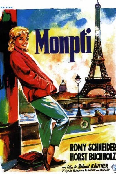 Caratula, cartel, poster o portada de Un amor de París