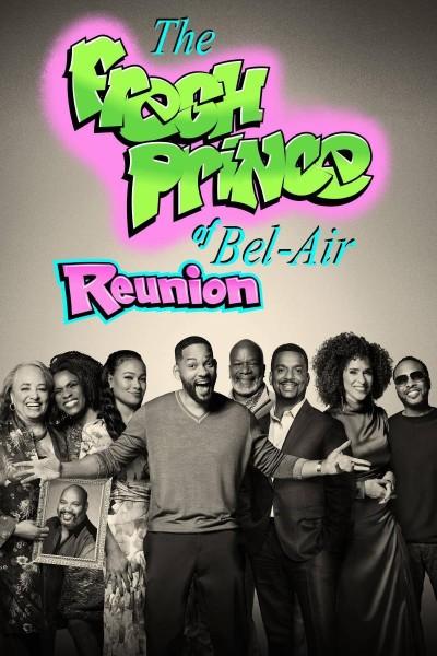 Caratula, cartel, poster o portada de The Fresh Prince of Bel-Air Reunion