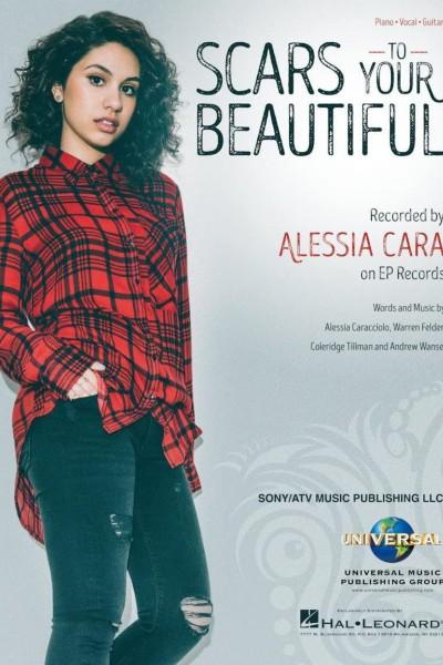 Caratula, cartel, poster o portada de Alessia Cara: Scars to Your Beautiful (Vídeo musical)