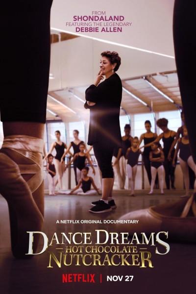 Caratula, cartel, poster o portada de Sueños de danza: El cascanueces de chocolate