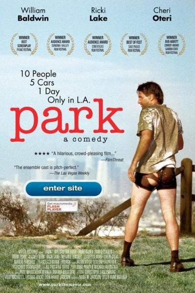 Caratula, cartel, poster o portada de Park