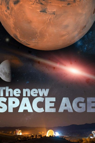 Caratula, cartel, poster o portada de The New Space Age