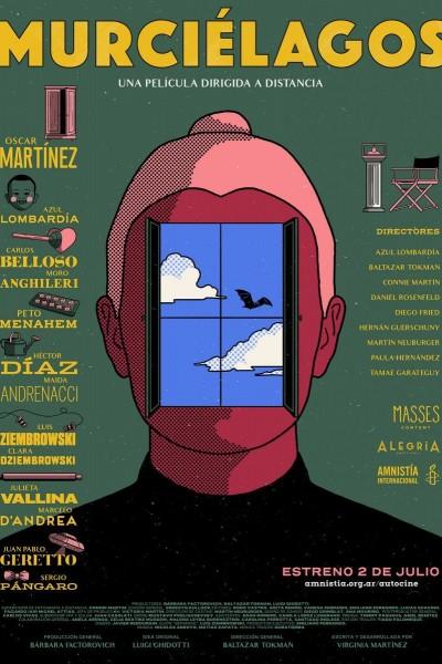Caratula, cartel, poster o portada de Murciélagos