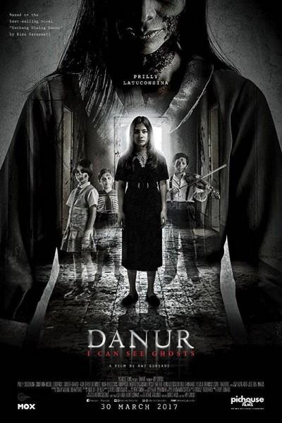 Caratula, cartel, poster o portada de Danur: I Can See Ghosts