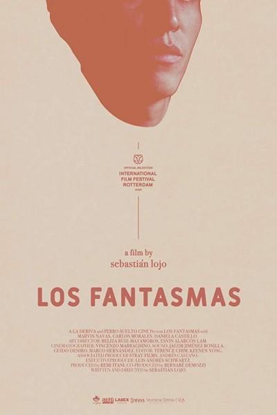 Caratula, cartel, poster o portada de Los fantasmas