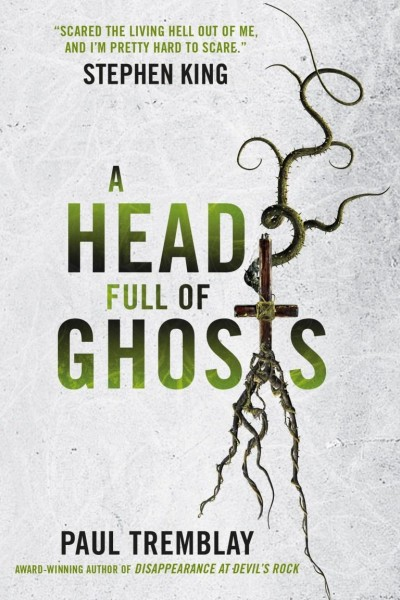 Caratula, cartel, poster o portada de A Head Full of Ghosts