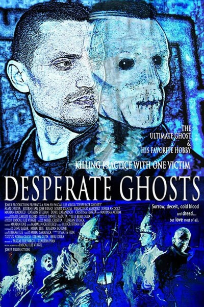 Caratula, cartel, poster o portada de Desperate Ghosts