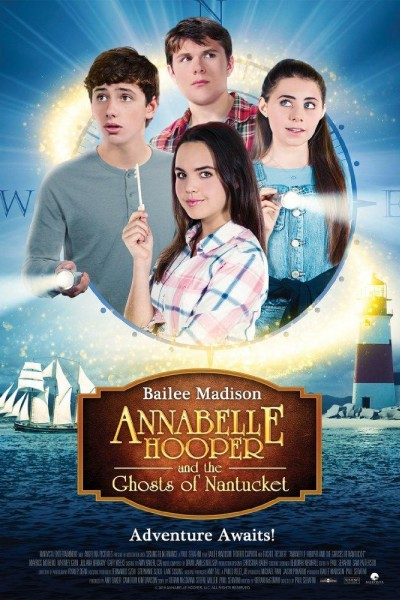 Caratula, cartel, poster o portada de Annabelle Hooper and the Ghosts of Nantucket