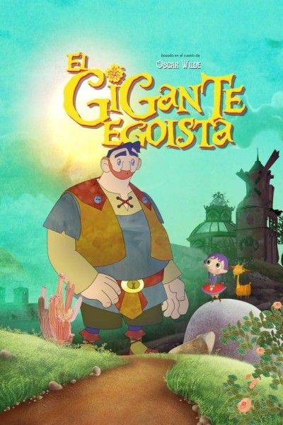 Caratula, cartel, poster o portada de El gigante egoísta