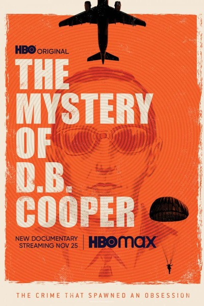 Caratula, cartel, poster o portada de El misterioso caso de DB Cooper