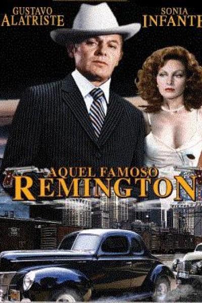 Caratula, cartel, poster o portada de Aquel famoso Remington