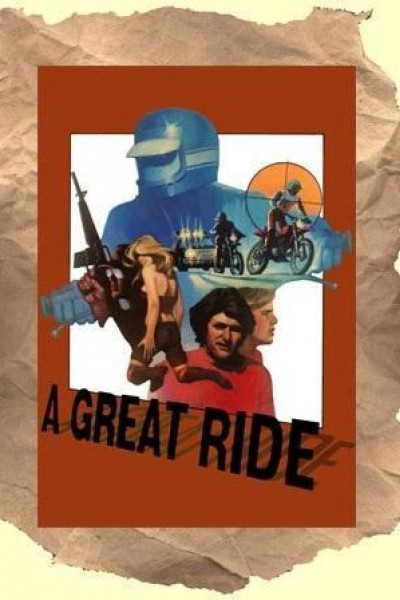 Caratula, cartel, poster o portada de A Great Ride