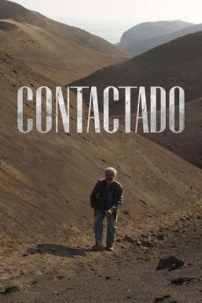 Caratula, cartel, poster o portada de Contactado