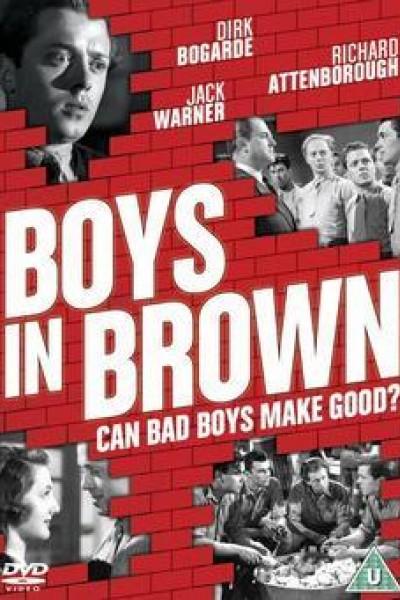 Caratula, cartel, poster o portada de Boys in Brown