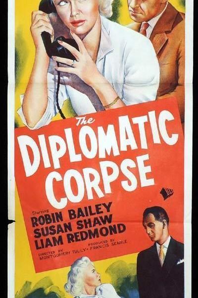 Caratula, cartel, poster o portada de The Diplomatic Corpse