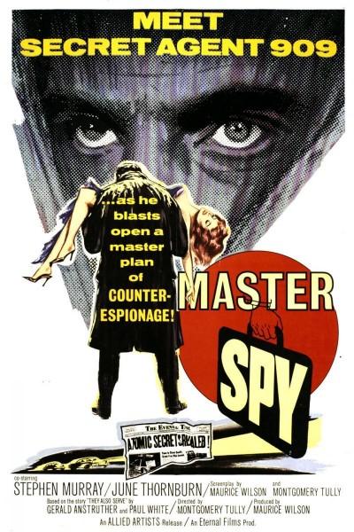 Caratula, cartel, poster o portada de Master Spy
