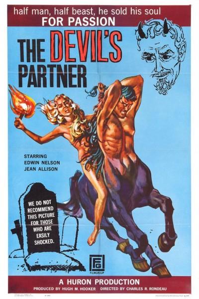 Caratula, cartel, poster o portada de Devil\'s Partner